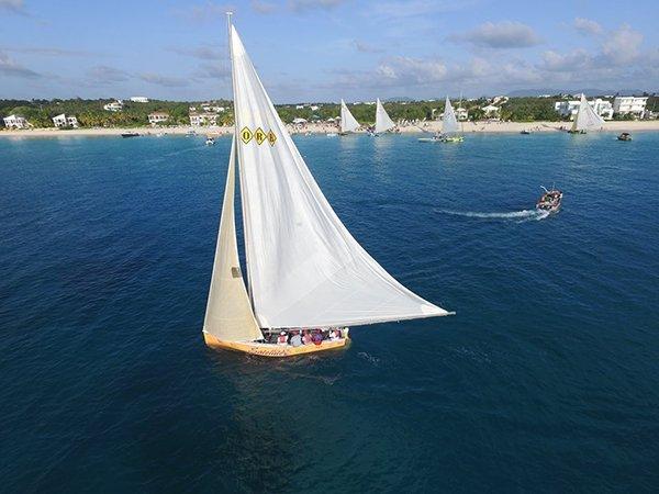 Anguilla National Symbol boat race