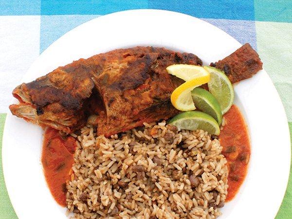 Anguilla National Symbols National Dish