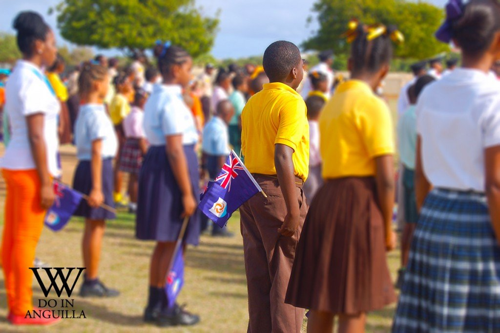 Anguilla Day Celebrations Anguilla Flag