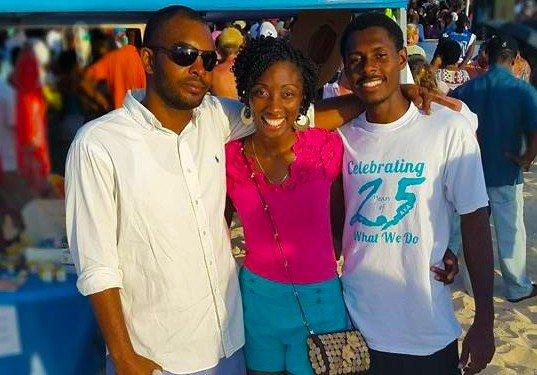 CARICOM Youth Ambassadors in Anguilla