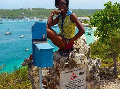Overlooking Sandy Ground Anguilla