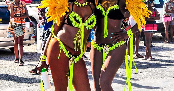 Anguilla Summer Festival Parade of Troupes