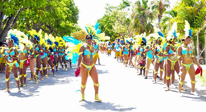 Things to do in Anguilla: Carnival