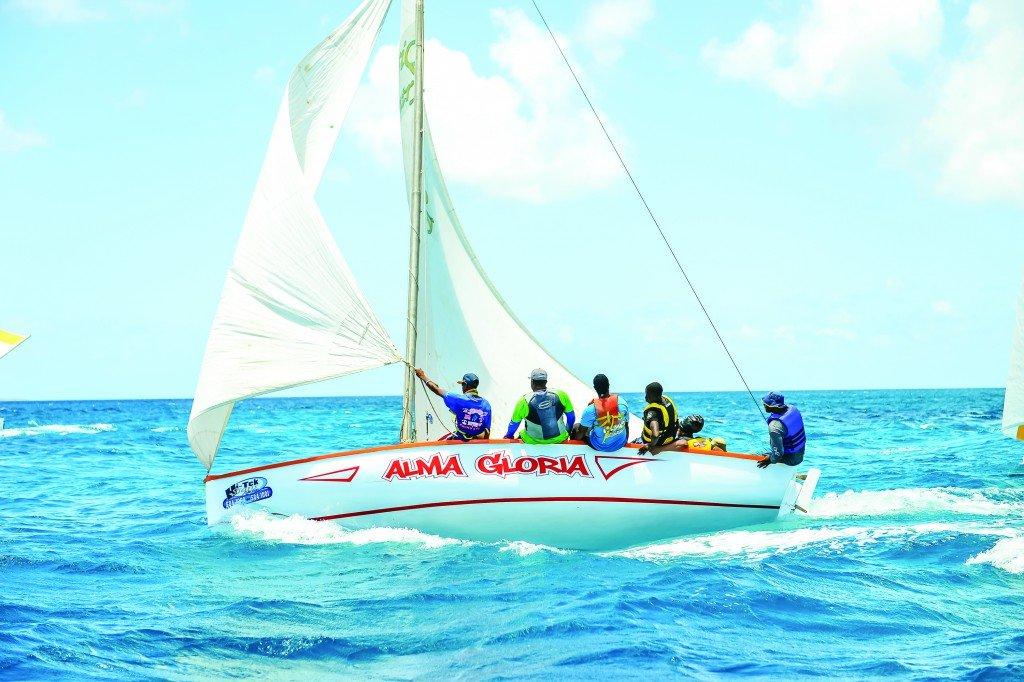 Anguilla Class B Boat Race