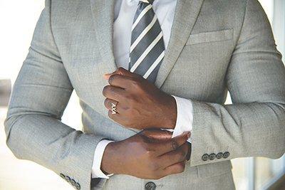 AXA Signature Jewellery Model Male