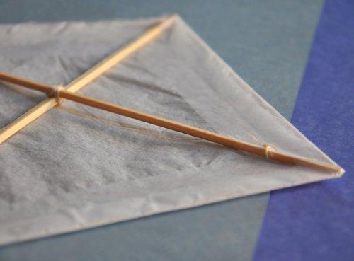 Kite Making kite