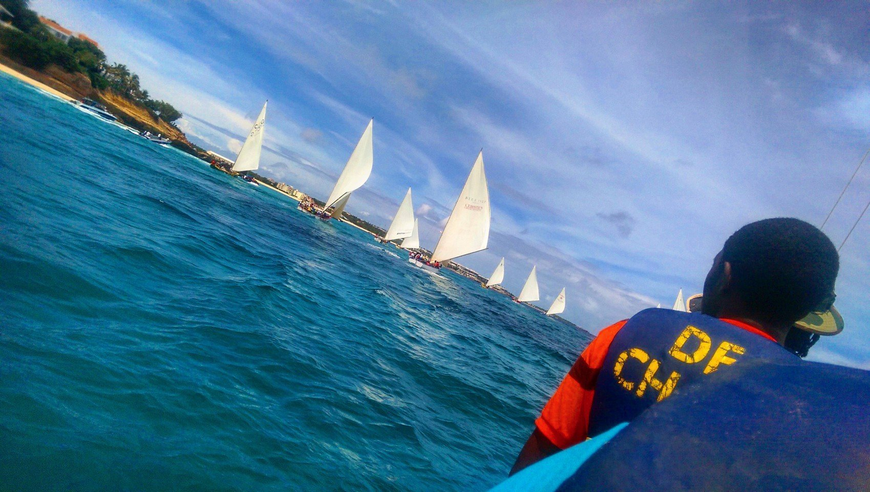 Anguilla Boat Race