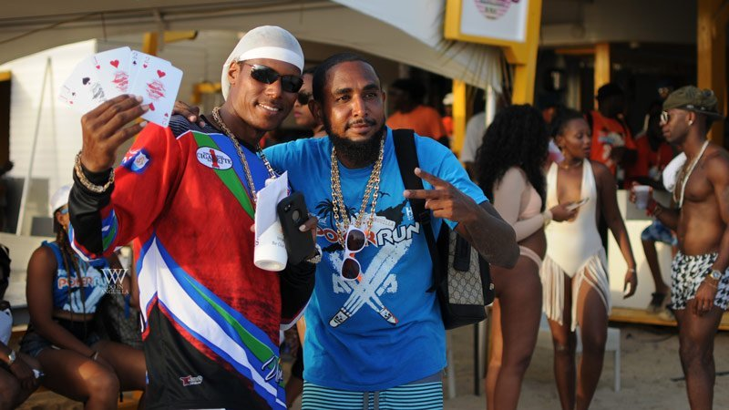 Poker Run Winner Anguilla Summer Festival Winners