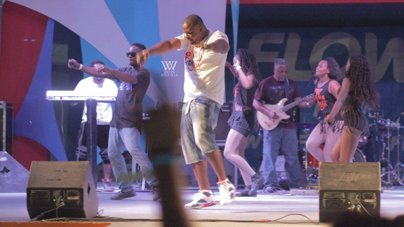 Big Rash Soca Rave Winner Anguilla Summer Festival Winners