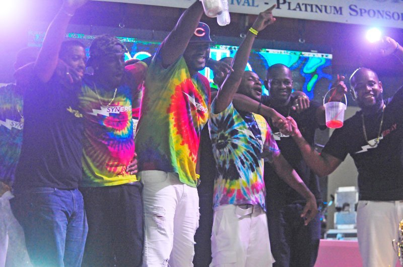 Synergy Bandclash Anguilla Summer Festival