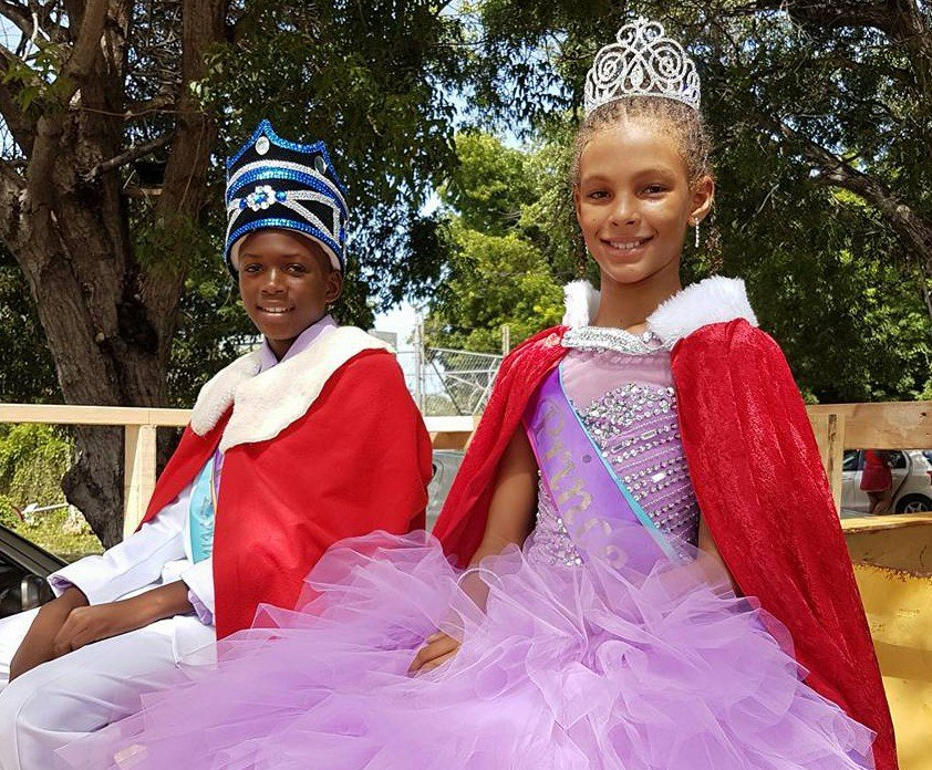 Winners 2016 Prince & Princess