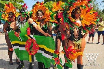 Anguilla Summer Festival Checklist Majestic Gems Parade of Troupes