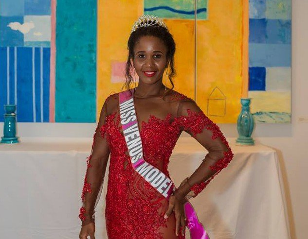 Winners 2016 Miss Venus Model Caribbean