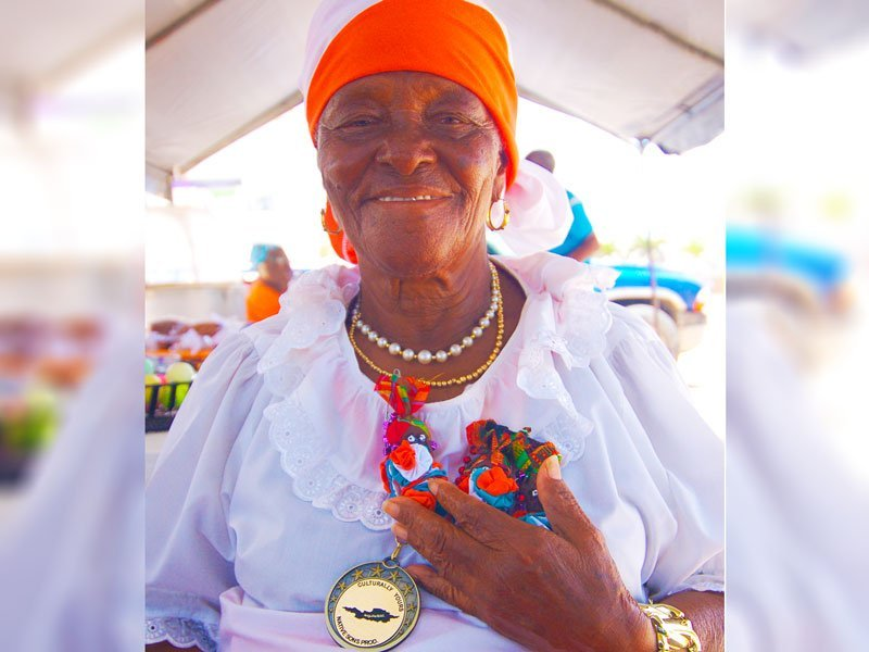 Visit Anguilla hospitable people Aunt B
