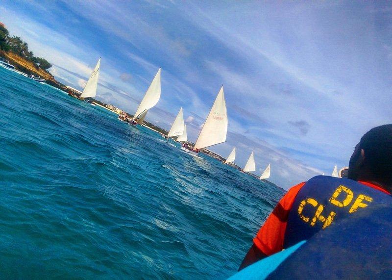Anguilla Boat Racing