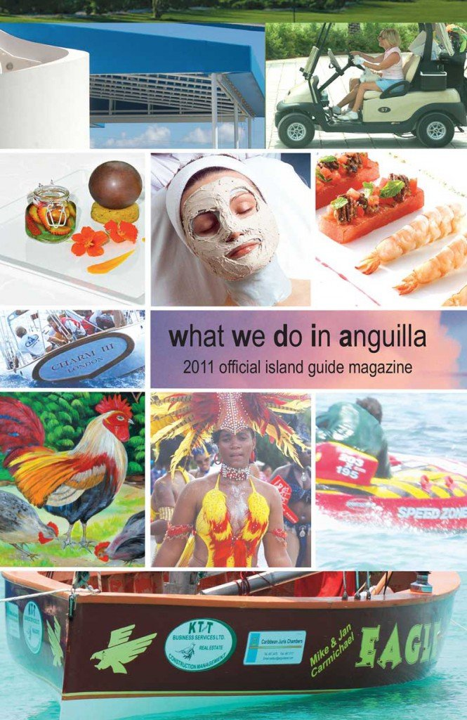 2011 What We Do In Anguilla