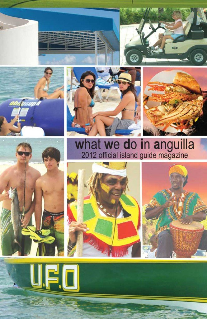 2012 What We Do In Anguilla