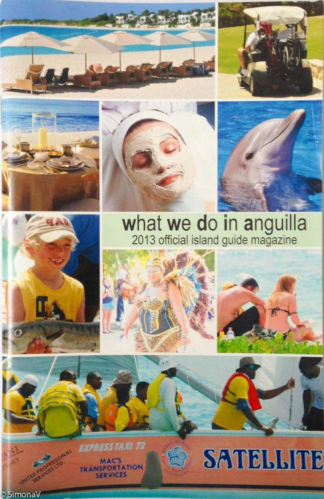 2013 What We Do In Anguilla
