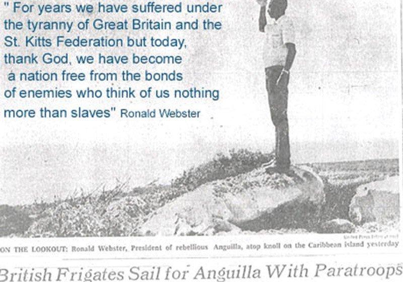 Anguilla 1967 revolution