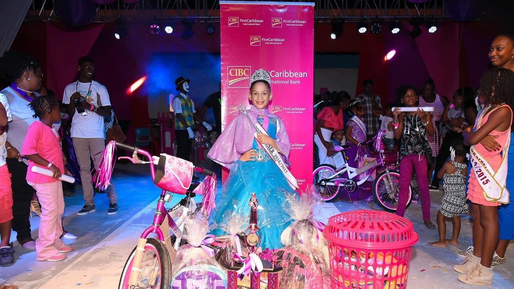 Miss Tiny Tott Pageant 2016 Winner
