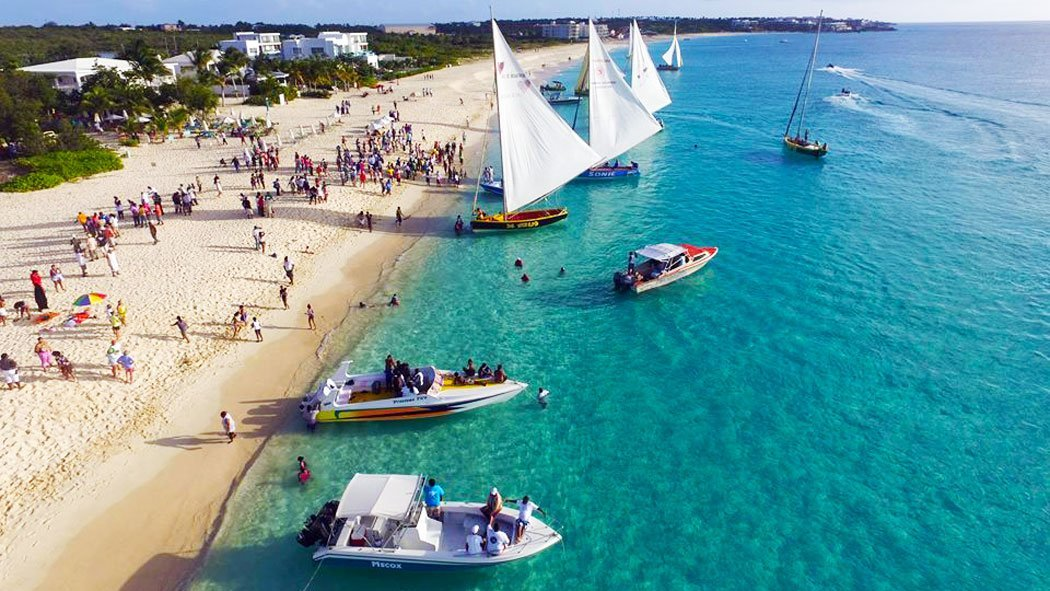 Anguilla Boat Race Schedule West Fest