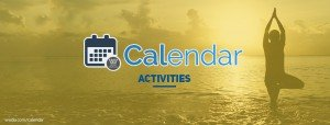 Anguilla Activities Calendar