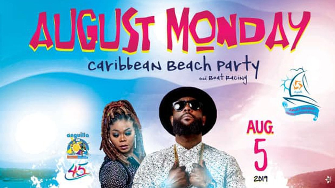 August Monday Anguilla 2019