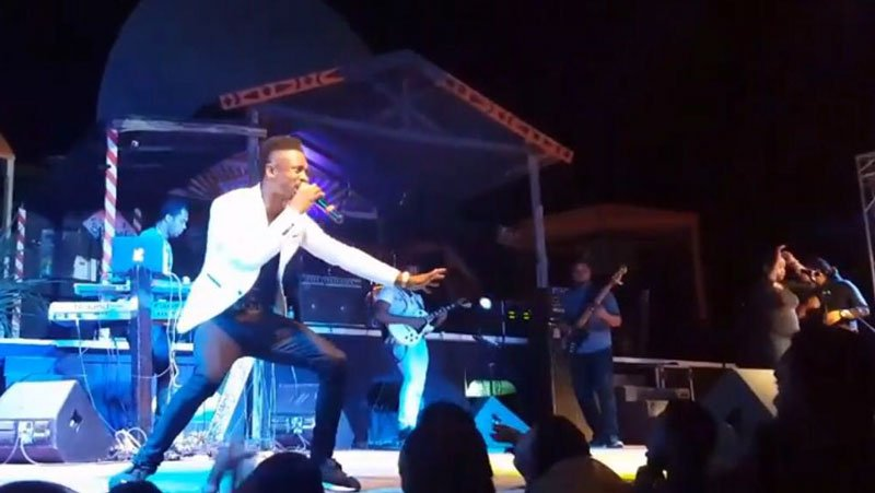 Christopher Martin at Moonsplash 2017