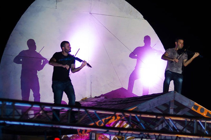 Fiddlers on the Roof Moonplash 2017