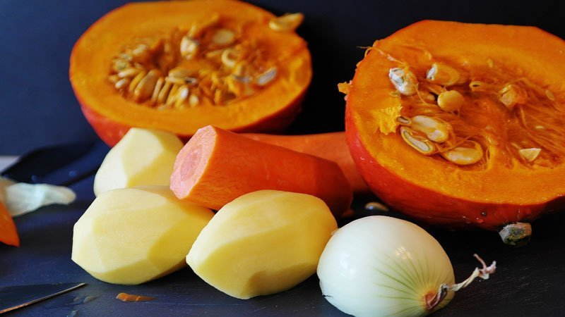 Pumpkin Soup Recipe Ingredients