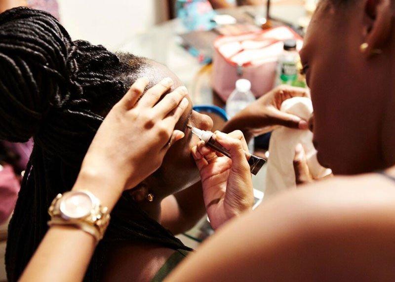 Anguilla-Fashion-Expo-Makeup