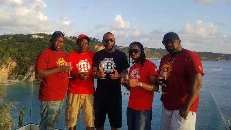 Better Band Anguilla Members