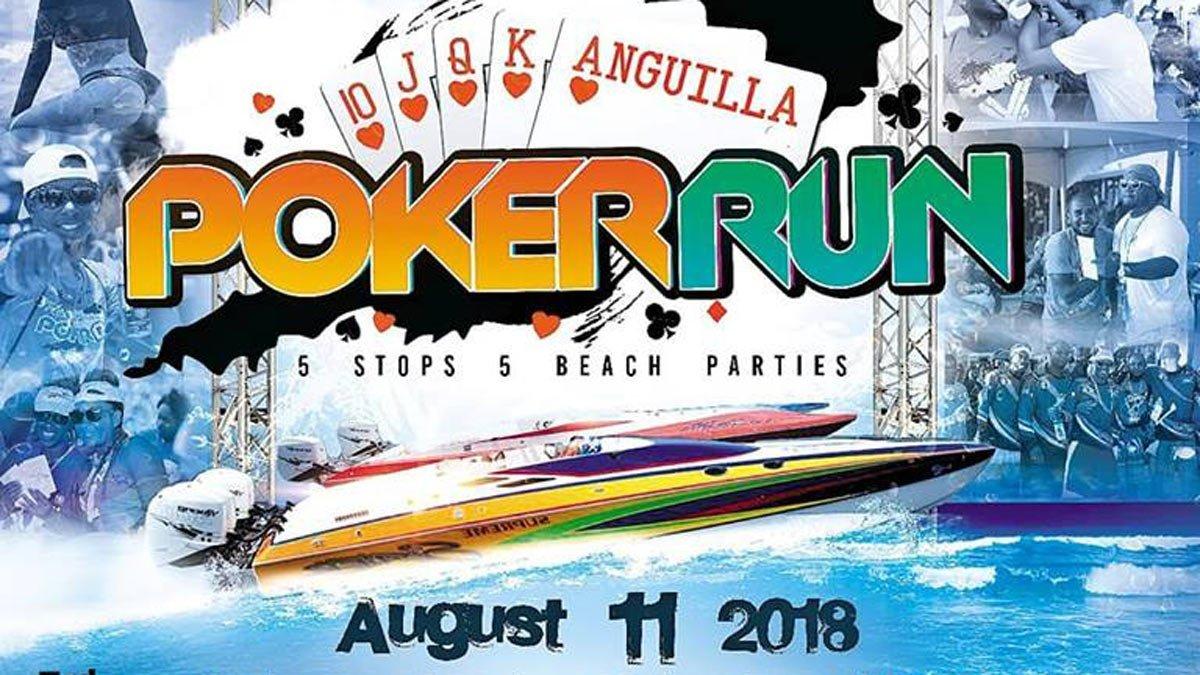 Anguilla Poker Run 2018