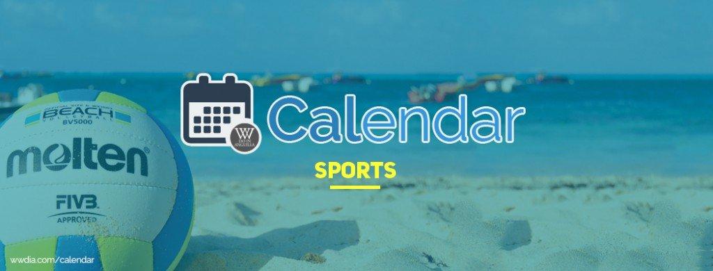 Anguilla Calendar Sports