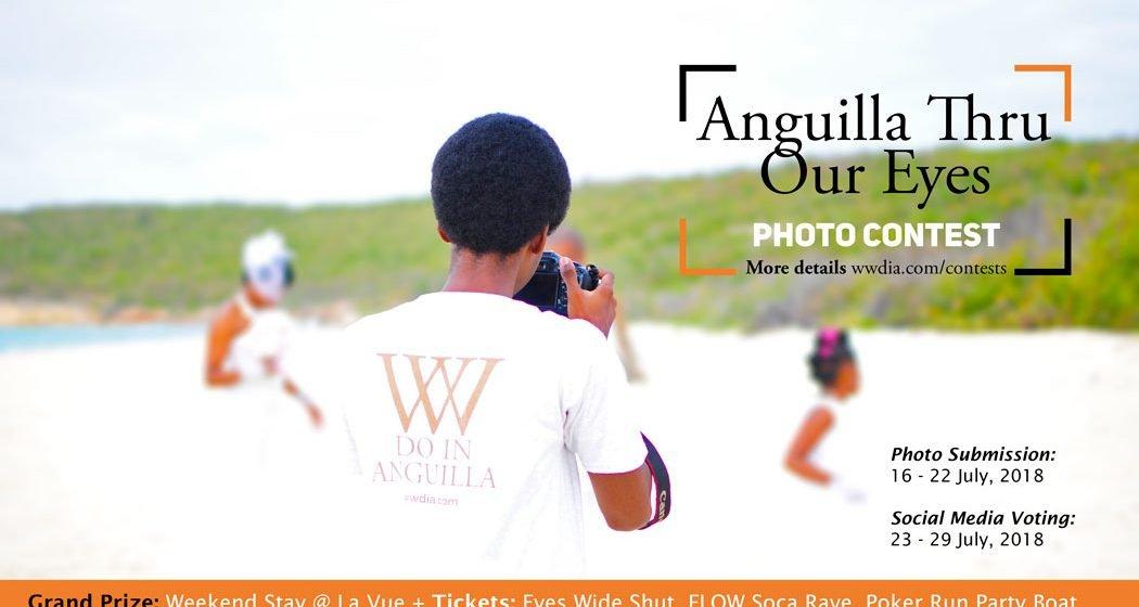 Anguilla Thru Our Eyes Photo Contest