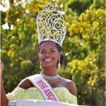 Miss Anguilla Carencia Rouse