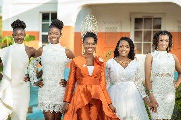 2017 Miss Anguilla Queen Contestants