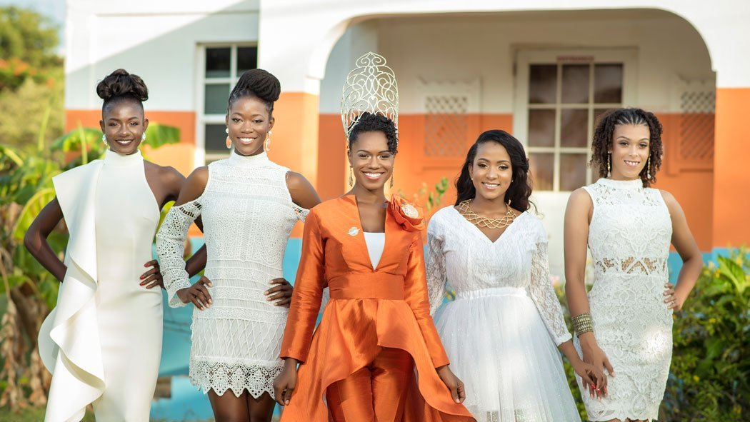 2017 Miss Anguilla Queen Contestants