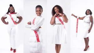 2018 Miss Scotiabank Talented Teen Contestants Anguilla