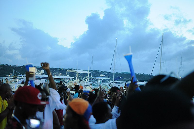 Anguilla's August Monday Beach Party 2017