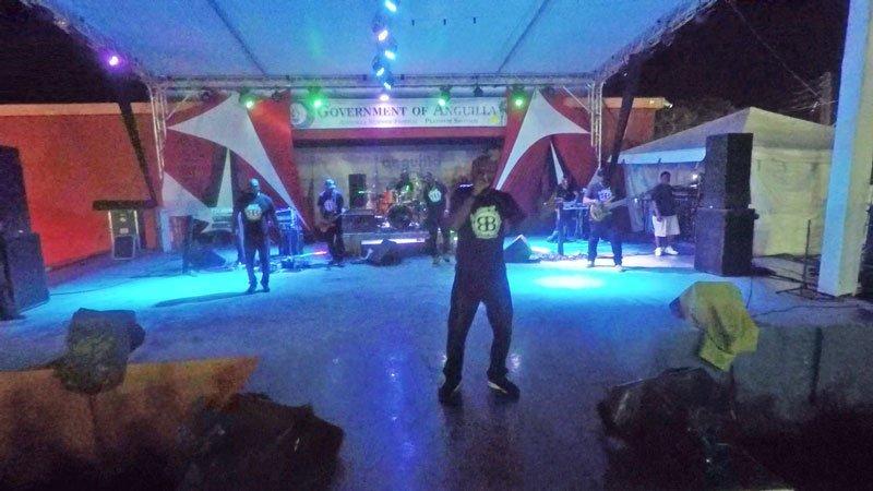 Better Band Soca Relapse Anguilla