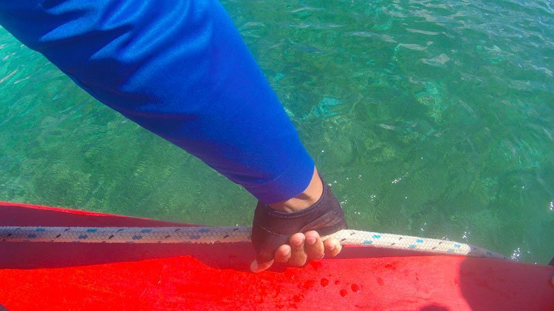 2017 Anguilla Boat Race Blue Bird