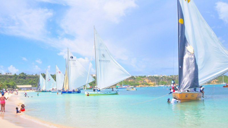 2017 Anguilla Boat Race