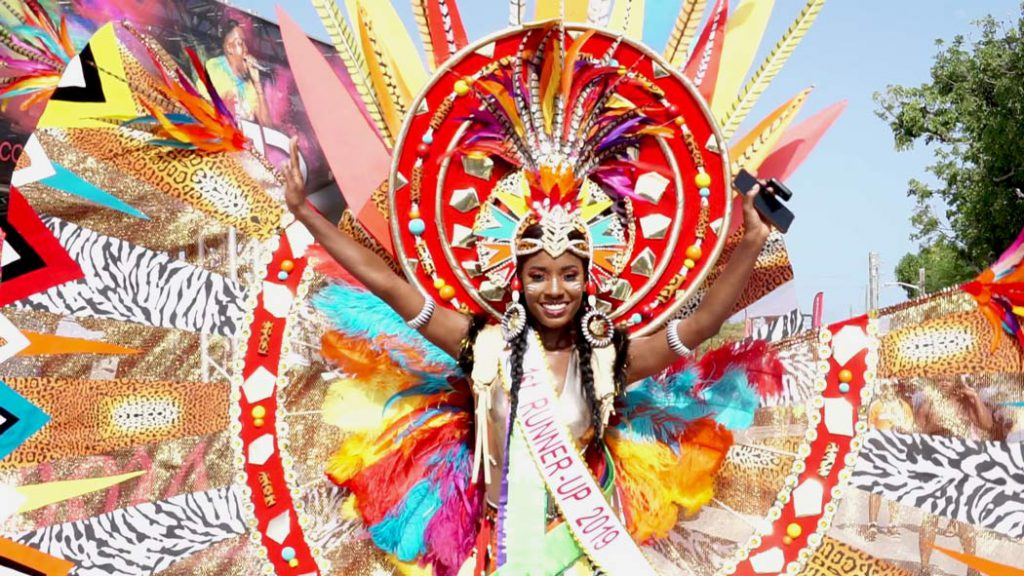 2020 Anguilla Summer Festival Parade of Troupes