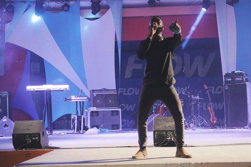 FLOW Soca Rave Kenyo Baly