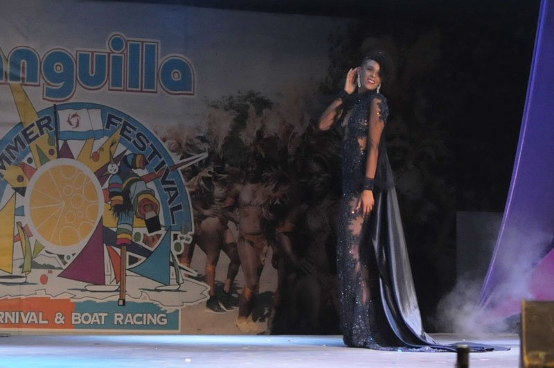 Miss Anguilla, Contestant #3, Aoife Gumbs