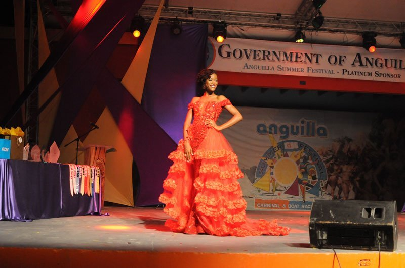 Miss Anguilla, Contestant #2, Dee-Ann Kentish-Rogers