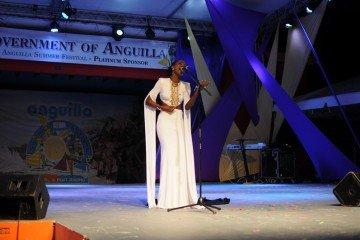 Miss Anguilla Queen 2017, Contestant #2, Dee-Ann Kentish-Rogers