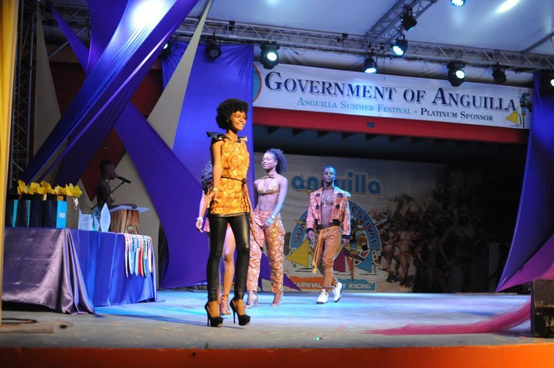 Miss Anguilla Star Quality Designs