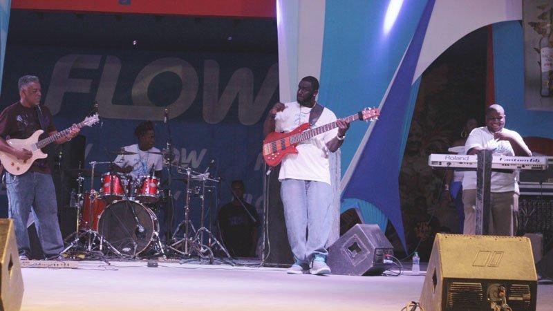 FLOW Soca Rave Band